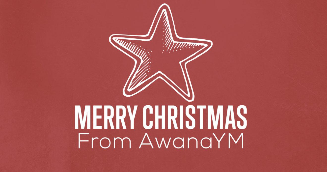 Merry Christmas from AwanaYM