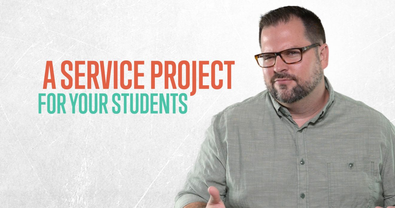A Service Project for Your Students