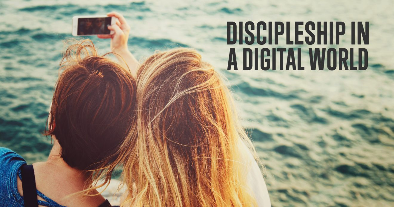 Fall Prep: Discipleship in a Digital World