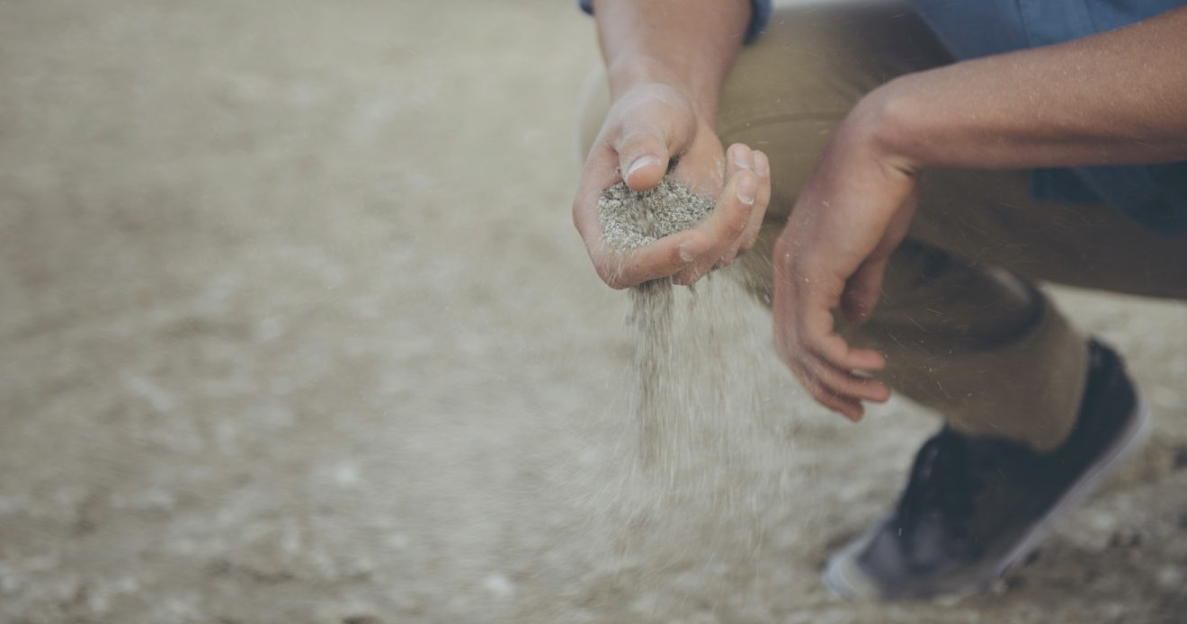 Youth Workers: Get Your Hands Dirty