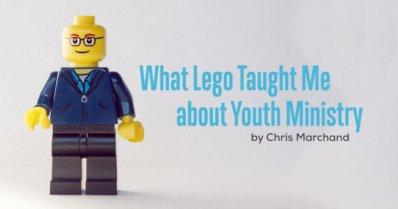 What LEGO Taught Me About Youth Ministry