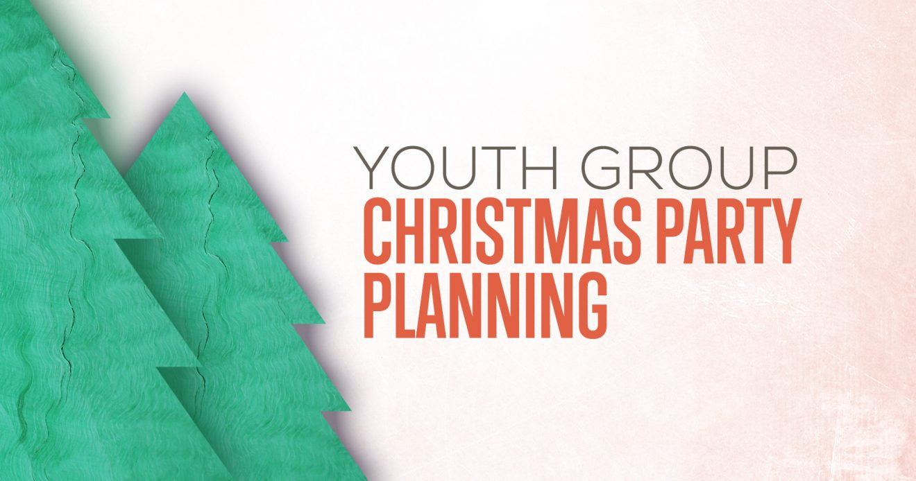 Youth Group Christmas Party Planning